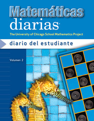 Everyday Mathematics, Grade 2, Student Math Journal 2/ Diario del estudiante