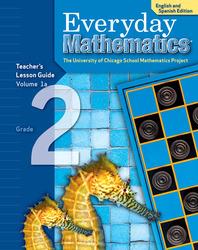 Everyday Mathematics, Grade 2, Teacher's Lesson Guide, Volume 1/Guía del maestro, Lecciones Volumen 1