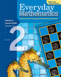 Everyday Mathematics, Grade 2, Teacher's Lesson Guide, Volume 1/Guía del maestro, Lecciones Volumen 1