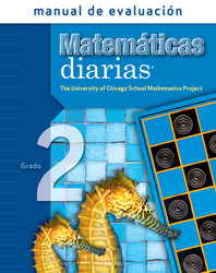 Everyday Mathematics, Grade 2, Assessment Handbook/Manual de evaluación