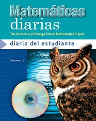 Everyday Mathematics, Grade 5, Student Math Journal 1/ Diario del estudiante