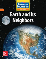 Reading for Information, Approaching Student Reader, Earth - Earth and Its Neighbors, Grade 5