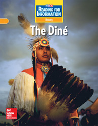 Reading for Information, Approaching Student Reader, History - The Dine, Grade 3