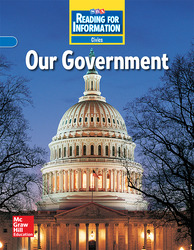 Reading for Information, Approaching Student Reader, Civics - Our Government, Grade 4