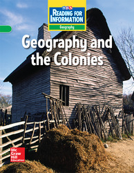 Reading for Information, Approaching Student Reader, Geography - Geography and the Colonies, Grade 5