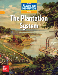 Reading for Information, Approaching Student Reader, History - The Plantation System, Grade 5
