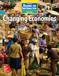 Reading for Information, Approaching Student Reader, Economics - Changing Economics, Grade 6