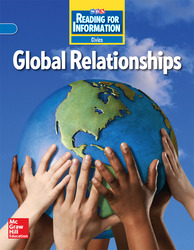 Reading for Information, On Level Student Reader, Civics - Global Relationships, Grade 6