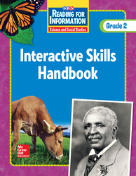 Reading for Information, Interactive Skills Handbook, Grade 2
