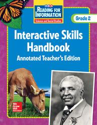 Reading for Information, Interactive Skills Handbook TAE, Grade 2