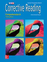 Corrective Reading Comprehension Level A, Presentation Book 2