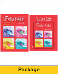 Corrective Reading Comprehension Level B1, Teacher Materials Package