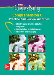 Corrective Reading Comprehension Level C, Student Practice CD Package