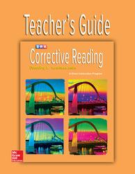 Corrective Reading Decoding Level A, Teacher Guide