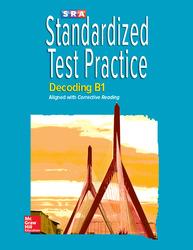 Corrective Reading Decoding Level B1, Standardized Test Practice Blackline Master
