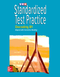 Corrective Reading Decoding Level B1, Standardized Test Practice Blackline Master