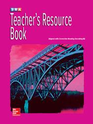 Corrective Reading Decoding Level B2, Teacher Resource Book