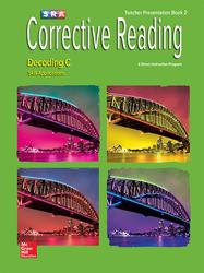 Corrective Reading Decoding Level C, Presentation Book 2