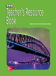 Corrective Reading Decoding Level C, Teacher Resource Book