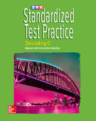 Corrective Reading Decoding Level C, Standardized Test Practice Blackline Master