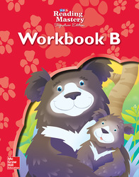 Reading Mastery Reading/Literature Strand Grade K, Workbook B