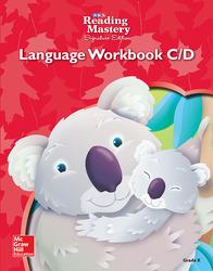 Reading Mastery Language Arts Strand Grade K, Workbook C & D