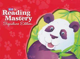 Reading Mastery Reading/Literature Strand Grade K, Seatwork Blackline Master Book