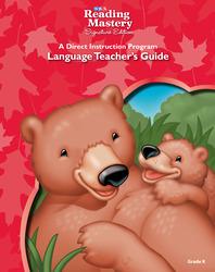 Reading Mastery Language Arts Strand Grade K, Teacher Guide