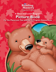 Reading Mastery Reading/Literature Strand Grade K, Picture Book Assessment