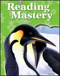 Reading Mastery Language Arts Strand Grade K & 1, Teaching Tutor