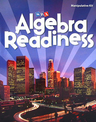 Algebra Readiness, Manipulative Kit