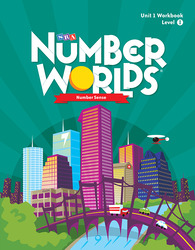 Number Worlds Level I, Student Workbook Number Sense (5 Pack)