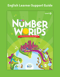 Number Worlds Level A, English Learner Support Guide