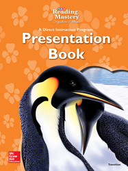 Reading Mastery Reading/Literature Strand Grades 1-2, Transition Presentation Book
