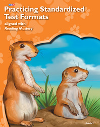 Reading Mastery Reading/Literature Strand Grade 1, Practicing Standardized Test Formats