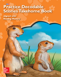 Reading Mastery Reading/Literature Strand Grade 1, Decodable Stories Workbook