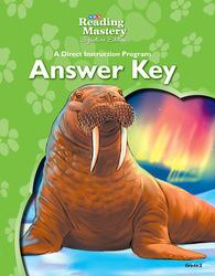 Reading Mastery Reading/Literature Strand Grade 2, Answer Key