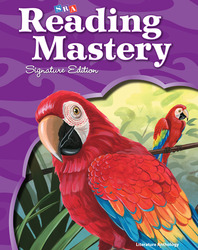 Reading Mastery Reading/Literature Strand Grade 4, Literature Anthology