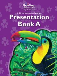 Reading Mastery Language Arts Strand Grade 4, Presentation Book A