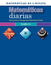 Everyday Mathematics, Grades 4-6, Matemáticas en 5 minutos
