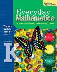 Everyday Mathematics, Grade K, Teacher's Guide to Activities Volume 2/Guía del maestro, Actividades Volumen 2