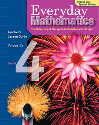 Everyday Mathematics, Grade 4, Teacher's Lesson Guide, Volume 3/Guía del maestro, Lecciones Volumen 3