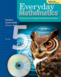 Everyday Mathematics, Grade 5, Teacher's Lesson Guide, Volume 4/Guía del maestro, Lecciones Volumen 4