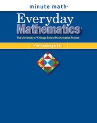 Everyday Mathematics, Grade Pre-K, Minute Math®