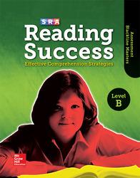 Reading Success Level B, Additional Blackline Masters