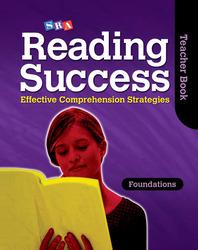 Reading Success Foundations, Teacher Materials