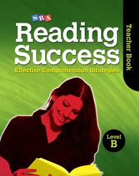 Reading Success Teacher Book, Level B