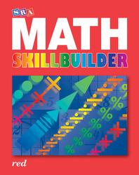 SRA Math Skillbuilder - Student Edition Level 3 - Red