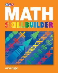SRA Math Skillbuilder - Student Edition Level 4 - Orange