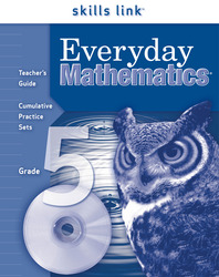 Everyday Mathematics, Grade 5, Skills Link Update Teacher Edition